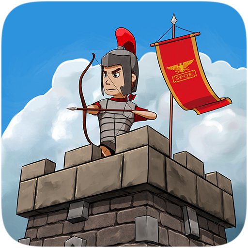 Grow Empire: Rome v1.4.74 Mod Apk logo