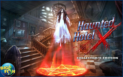 Haunted Hotel: The X