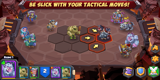 Tactical Monsters (Unreleased)