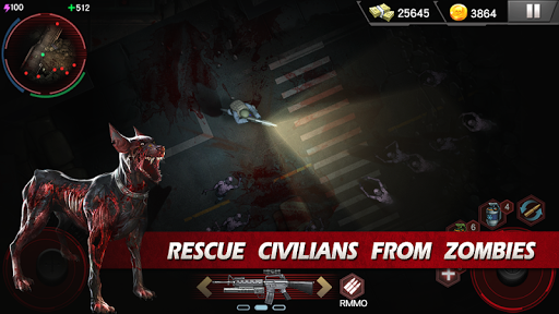 Zombie Shoot:Pandemic Survivor