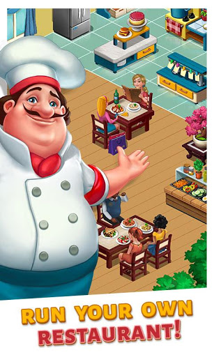 ChefDom: Cooking Simulation