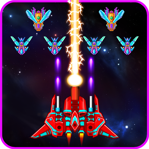 Galaxy Attack: Alien Shooter v28.8 Mod Apk logo