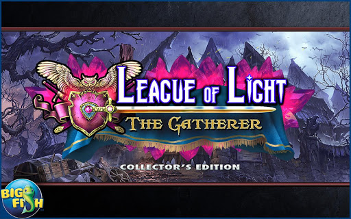 League of Light: The Gatherer - Hidden Objects