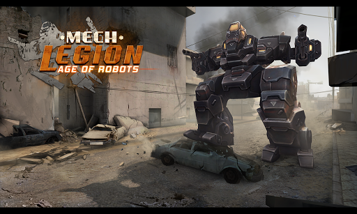 Mech Legion: Age of Robots