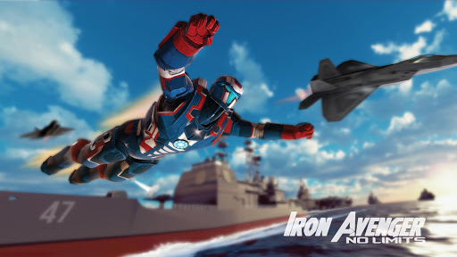 Iron Avenger 2 : No Limits