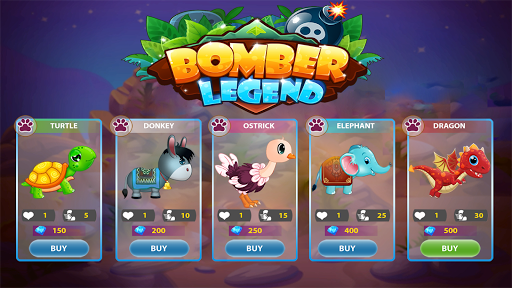 Bomber Legend: Super Classic Boom Battle