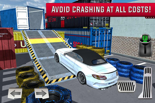 Crash City: Heavy Traffic Drive