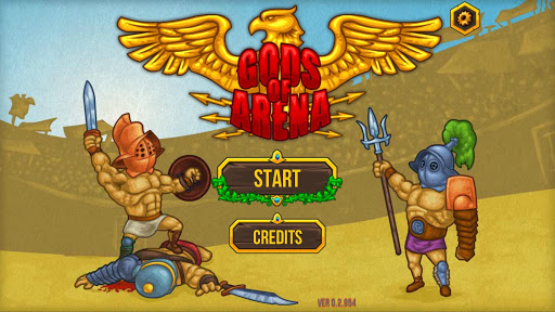 Gods Of Arena: Strategy Game