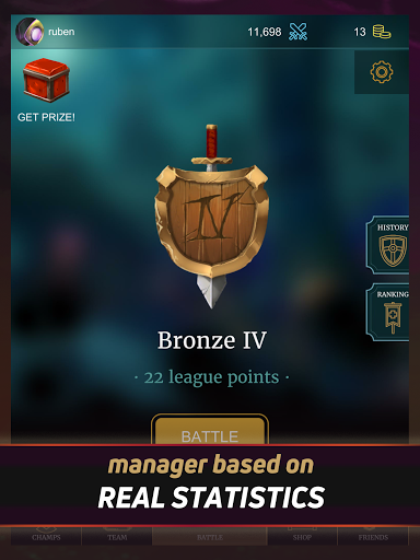 LOL Champion Manager (Unreleased)