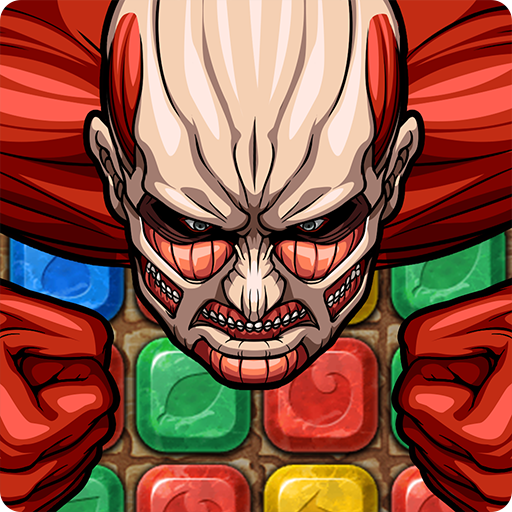Mega Monster Legends - Attack on Titan