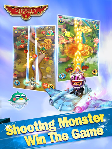 Shooty Monster - Attack Sky Fortress