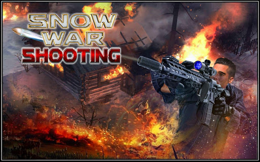 Snow War Shooter 2017