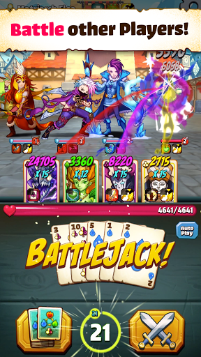 Battlejack: Blackjack RPG