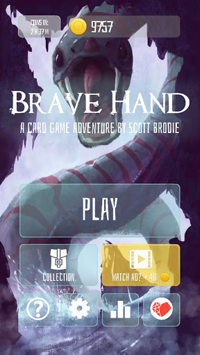 Brave Hand (Unreleased)
