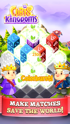 Cubis Kingdoms - A Match 3 Puzzle Adventure Game