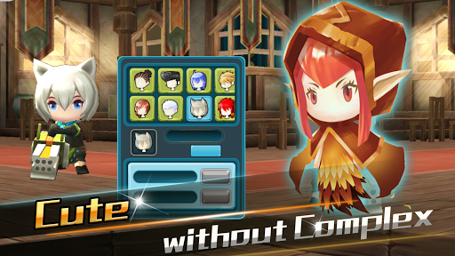 Mini Heroes -Summoners War RPG