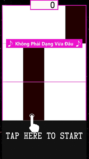 Son Tung MTP Piano Game