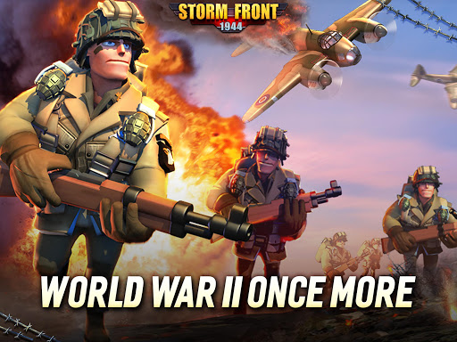 StormFront 1944
