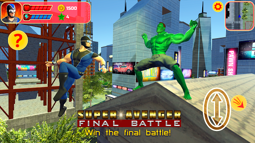 Super Avenger: Final Battle