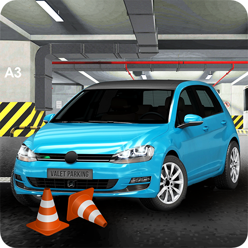 Valet Parking: Multi Level Car Parking Game