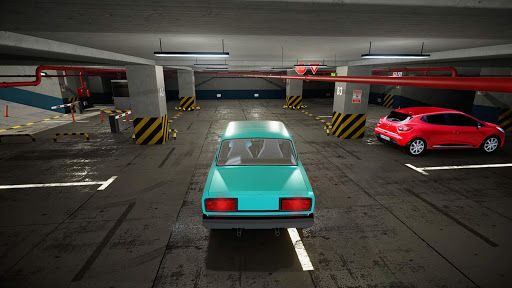 Valet Parking : Multi Level Car Parking Game