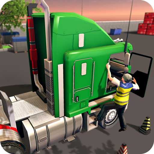 Offroad Truck Driver: Outback Hills