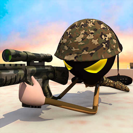 Stickman Shooter: Modern Warrior