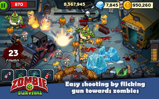Zombie Survival: Game of Dead