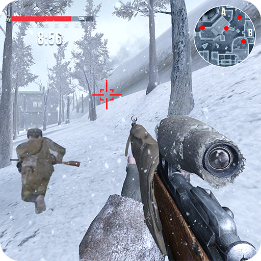 Call of Sniper WW2: Final Battleground v3.1.8 Mod Apk logo