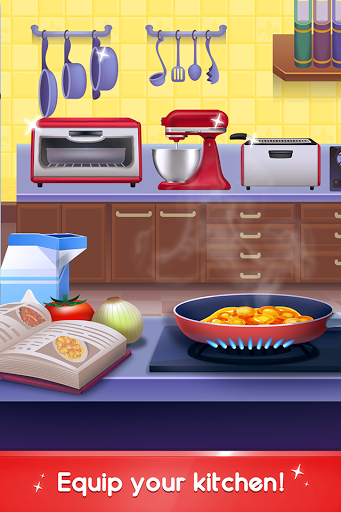 Cookbook Master - Master Your Chef Skills!