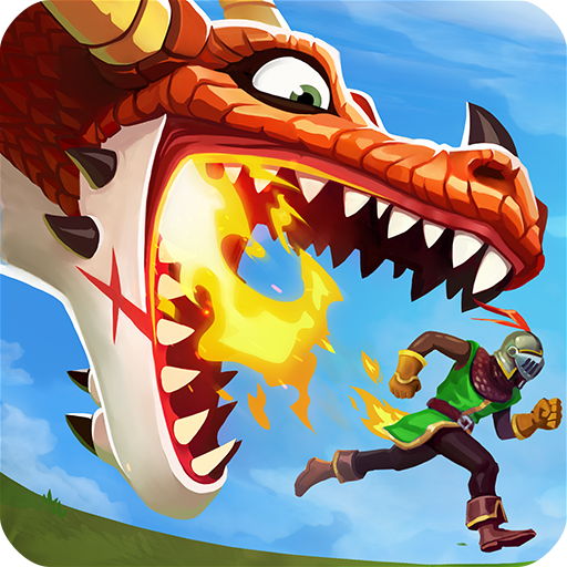 Hungry Dragon™ v3.4 Mod Apk Money logo