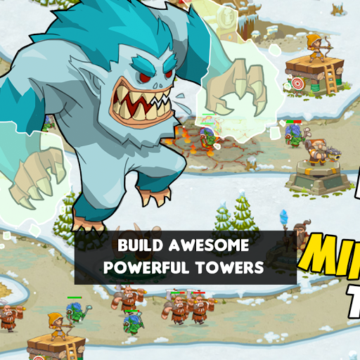 Epic Elemental TD - Battle Tower Defense