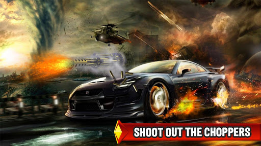 Mad Death Race: Max Road Rage
