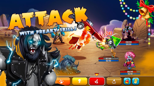 Monster Legends - RPG