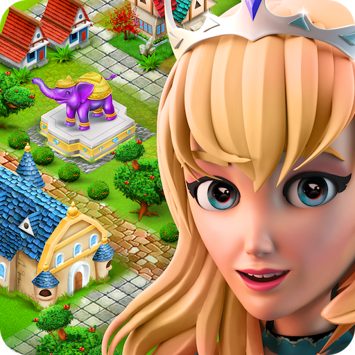 Princess Kingdom City Builder