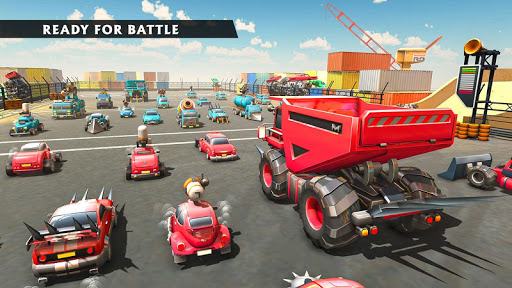 Real Car Crash Simulator: Ultimate Epic Battle