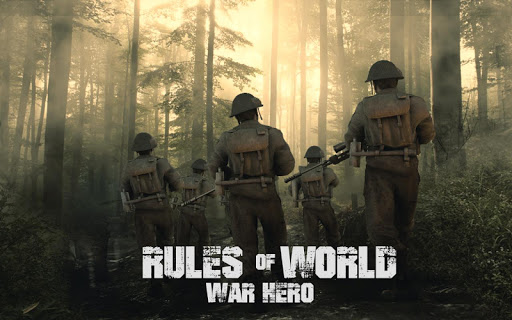 Rules Of World War Hero