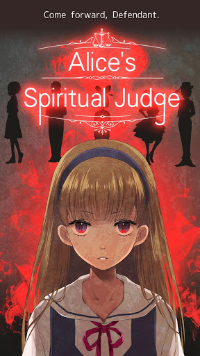 Adventure Detective Game Alice's Spiritual Judge