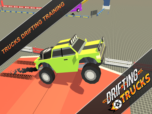 Drifting Trucks : Rally Racing