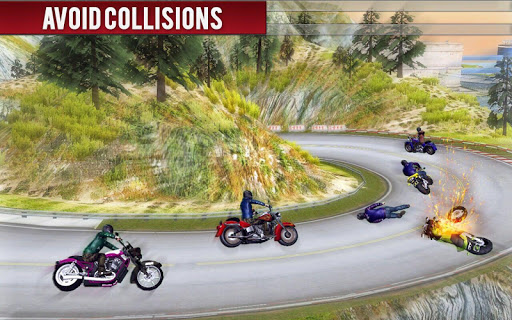 New Top Speed Bike Racing Motor Bike Free Games