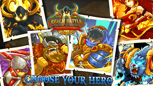 Realm Battle: Heroes Wars
