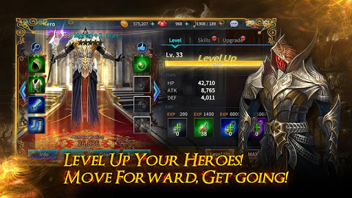 Soul of Heroes : Empire Wars