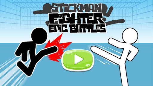 Stickman fighter : Epic battle