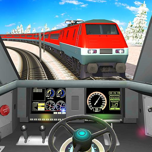 Train Simulator Free 2018