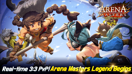 Arena Masters - Legend Begins