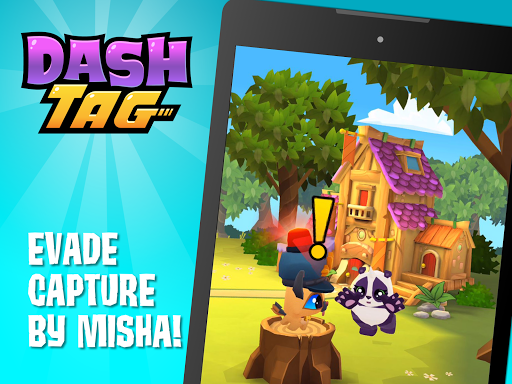 Dash Tag - Fun Endless Runner!