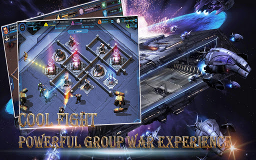 Galaxy Conqueror:Star Heroes Wars