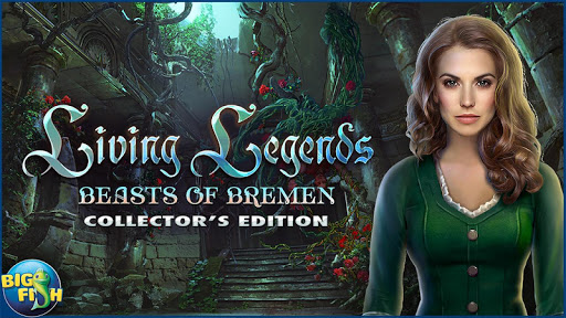 Hidden Object - Living Legends: Beasts of Bremen
