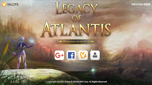 Legacy of Atlantis : Beginning of Division (Unreleased)