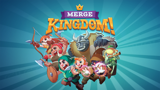 Merge Kingdom!